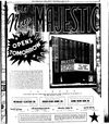 Majestic Theatre 1941 Renoventions
