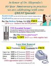 November 2010 Specials - Fantastic Skincare Treatments
