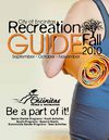 City of Encinitas Fall 2010 Recreation Guide Brochure