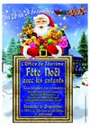 Programme de Noel de l&#039;office de tourisme du Lunvillois 