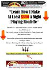 Ultimate Roulette Strategy - Roulette System Best - Roulette System Secret
