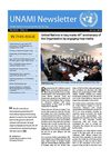 UNAMI Newsletter, October 2010