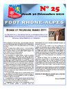 Journal N 25 du 30 dcembre 2010