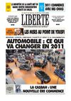 LIBERTE ALGERIE (liberte-algerie.com) du 04 Janvier 2011