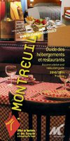 Guide des hbergements et restaurants 2010/2011