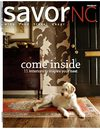 SavorNC Magazine - JanFeb 2011