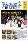 Journal du Cirefe n°25 (06/10)