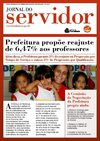 Jornal do Servidor n01/2011