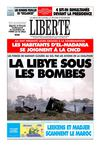 LIBERTE ALGERIE (liberte-algerie.com) du 21 Mars 2011
