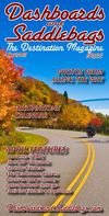 "Dashboards and Saddlebags ""The Destination Magazine"" April 2011"