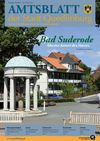Amtsblatt 03/2011 der Stadt Quedlinburg mit den Ortschaften Bad Suderode, Gernrode und Rieder Ausgabe 03/2011 26....