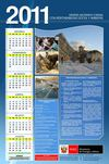 CALENDARIO MINERO 2011