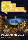 Programme 2011 de la Cour des Contes