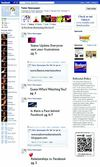 Talon News Magazine {Facebook Frenzy} Mar/Apr 2011