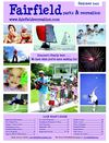 Fairfield Parks &amp; Recreation Summer Brochure 2011