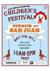 Children&#039;s Festival Poster 2011