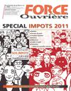 FO hebdo SPECIAL IMPOT 2011