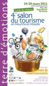 4me salon du tourisme &quot;Terre d&#039;motions&quot;
