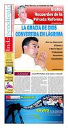 Periodico Independiente semana del 5 al 11 de mayo del 2011