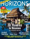 magazine HORIZONS MONDE n1 automne 2010