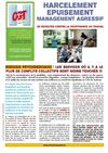 CGT CHU TOULOUSE : Brochure Harclement Epuisement Management Agressif