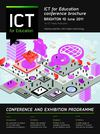 ICT For Education Brighton Conference Brochure 2011