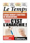 Le Temps d&#039;Algrie Edition du Jeudi 09 Juin 2011