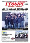 Journal L&#039;Equipe Dirigeante La Pommeraie N1