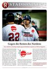Stadionnews Nr. 05/2011 - Buchbinder Cup