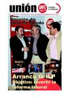Newsletter UNION UGT Castilla La Mancha Num.1 - Abril 2011