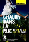 Programme du Festival Chalon dans la rue 2011
