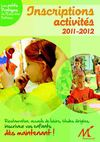 Enfance - Inscriptions aux activits 2011-2012 