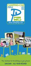 Camping-Car Park dpliant Anglais