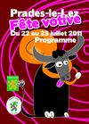 Programme fte votive 2011