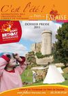 Dossier presse Pays de Falaise: les animations de l&#039;Office de Tourisme