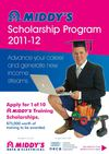 Middy's Scholarship Program 2011-12 Brochure