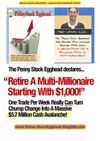 penny stocks newsletter - penny stock egghead review