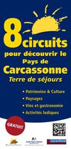 GUIDE DES 8 CIRCUITS EN PAYS DE CARCASSONNE