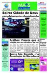 Jornal Mais Sete Lagoas - Edio 1