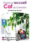 Point accueil Caf Calvados