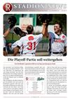 Stadionnews Nr. 09/2011 - Buchbinder Legionäre vs. Solingen Alligators