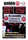 Newsletter UNIN UGT Castilla-La Mancha Num.5 - Septiembre 2011