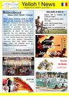 Programme d'animation Yelloh! Village Le Sérignan Plage du 24 septembre au 2 octobre (multilingue)