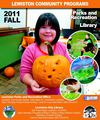 2011 Fall Community Programs