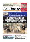 Le Temps d&#039;Algrie Edition du Lundi 03 Octobre 2011