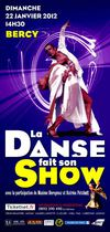 "Danse - Spectacle de danse 2012 ""la danse fait son show"" à Paris Bercy - spectacle paris"