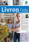 Livron l&#039;info - n48 - octobre / novembre 2011 