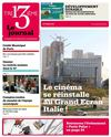 13e Le Journal - n°34 - Octobre 2011