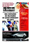 Article_Beghdad_LEONS TUNISIENNES ET CHOCS LIBYENS_LQO_27_10_2011