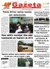 Jornal Gazeta de varginha 02 E 03/11/2011